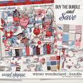 Winter Wonderland : Bundle by Meagan's Creations