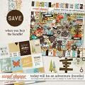 Today Will Be An Adventure Bundle by Blagovesta Gosheva, Red Ivy and Studio Basic