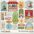The Nutcracker Words by LJS Designs
