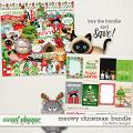 Meowy Christmas: Bundle by lliella designs