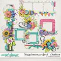 Happiness Project : Clusters by Meagan's Creations