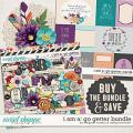 I Am A: Go Getter Bundle by Melissa Bennett and Meghan Mullens