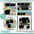 Cindy's Layered Templates - Set 228: Birthday Wishes by Cindy Schneider