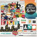 Boom Pow: Bundle by Amanda Yi