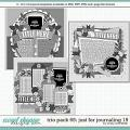 Cindy's Layered Templates - Trio Pack 65: Just for Journaling 19 by Cindy Schneider
