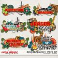 Dragon Trainer : Word Art by Meagan's Creations
