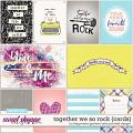 Together we so rock {cards} by Blagovesta Gosheva & Ponytails Designs