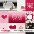 I AM A: Hopeless Romantic-Project Cards by Melissa Bennett and Meghan Mullens