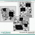 Cindy's Layered Templates - Trio Pack 68: Framed 26 by Cindy Schneider