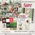 Last Days of Winter - Bundle by Red Ivy Design