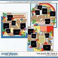 Cindy's Layered Templates - Trio Pack 69: Tack It by Cindy Schneider