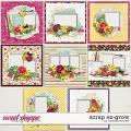 Scrap EZ-Grow by Melissa Bennett