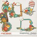 Imagination: Clusters by Meagan's Creations