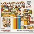 Burgers and Beers Bundle by LJS Designs