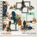Sk8er Boi: Clusters by Meagan's Creations