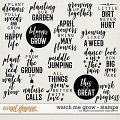 Watch Me Grow | Stamps by Digital Scrapbook Ingredients