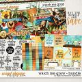 Watch Me Grow Bundle by Digital Scrapbook Ingredients
