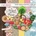 Once Upon A Picnic: Add On by lliella designs