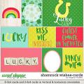 Shamrock Wishes-Project Cards by Meghan Mullens