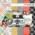 Our Home Mini Freebie by River Rose Designs