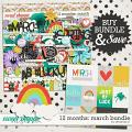 12 Months: March Bundle by Amanda Yi