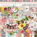 Make Today Count Kit: Simple Pleasure Designs by Jennifer Fehr