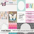 Note To Self: You Are Brave Cards by Kristin Cronin-Barrow & Studio Basic