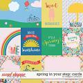 Spring in Your Step: Cards by Meagan's Creations