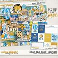 Soar And Roar Bundle by Digital Scrapbook Ingredients & Kim B