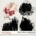 Clip it Photo masks no.2 by WendyP Designs