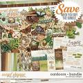 Outdoors - bundle by WendyP Designs