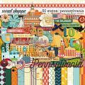 50 States: Pennsylvania by Kelly Bangs Creative