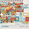 Summer Memories: At The Boardwalk Bundle by Digital Scrapbook Ingredients