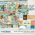 Summer Memories: At The Shore Bundle by Digital Scrapbook Ingredients