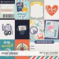 Let's go {cards} by Blagovesta Gosheva