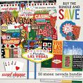 50 States: Nevada Bundle by Kelly Bangs Creative