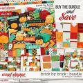 Brick by Brick: Collection Bundle by Meagan's Creations