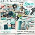 Double Trouble - bundle by WendyP Designs