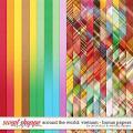 Around the world: Vietnam - Bonus Papers by Amanda Yi & WendyP Designs