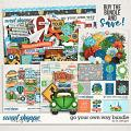 Go Your Own Way Bundle by LJS Designs