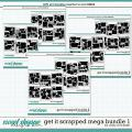 Cindy's Layered Templates - Get It Scrapped Mega Bundle 1