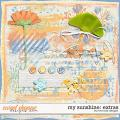 My Sunshine: Extras by River Rose Designs