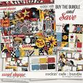 Rockin' Cafe: Collection Bundle by Meagan's Creations