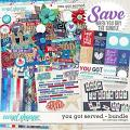 You got served -  Bundle by WendyP Designs