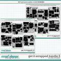 Cindy's Layered Templates - Get it Scrapped Bundle 5 by Cindy Schneider