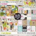 This Is The Life Bundle by Studio Basic