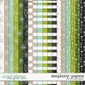 Simplicity: Papers by River Rose Designs