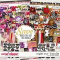 Night out - mega bundle by WendyP Designs