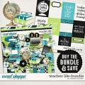 Teacher Life-Bundle by Melissa Bennett