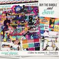 I Like to Move It: Collection Bundle by Meagan's Creations
